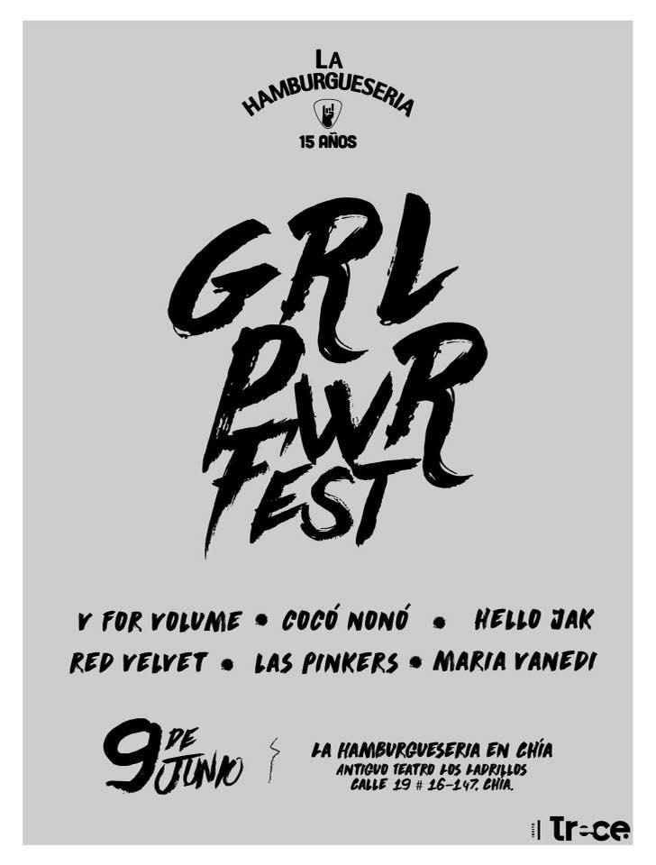 GRL PWR FEST