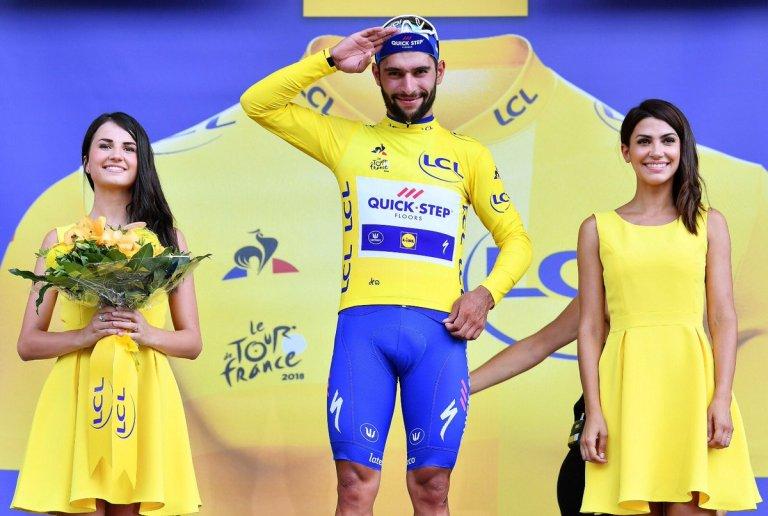 Fernando Gaviria etapa 1 Tour de Francia @GettySport