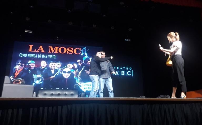 La Mosca en el Teatro ABC
