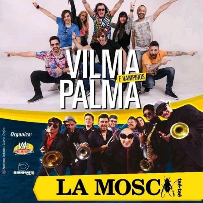 Vilma Palma e Vampiros y La Mosca