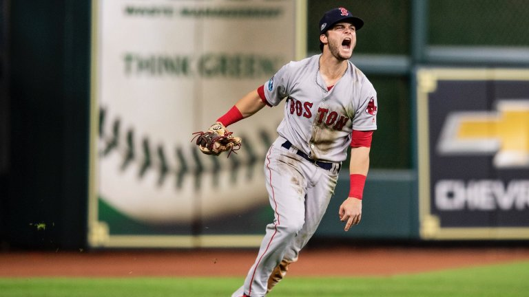 Andrew Benintendi Red Sox