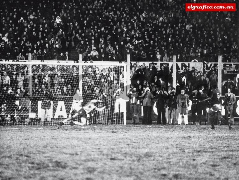 Boca Juniors campeón 1977