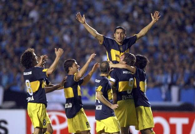 Boca Juniors campeón Libertadores 2007