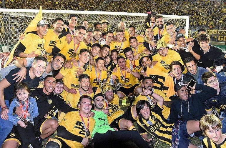 Peñarol campeón 2018