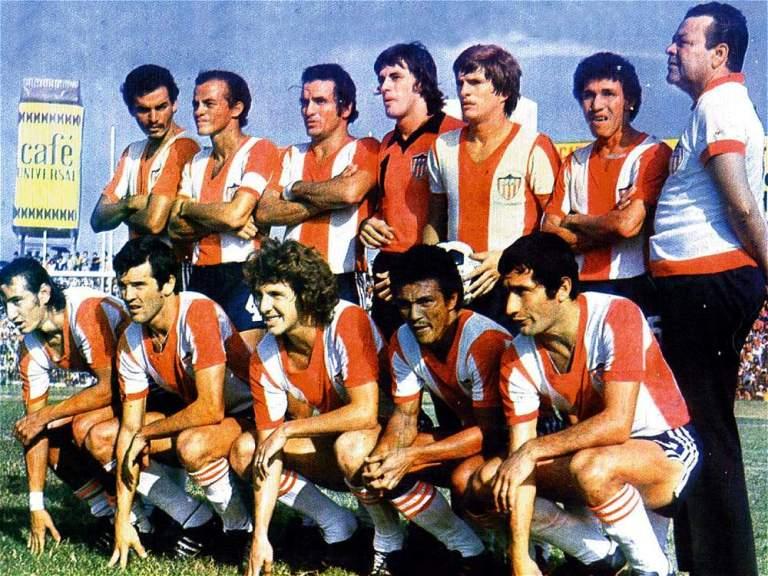 Junior Campeón 1977