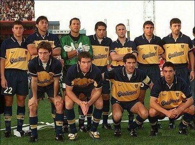 Boca campeón River Subcampeón