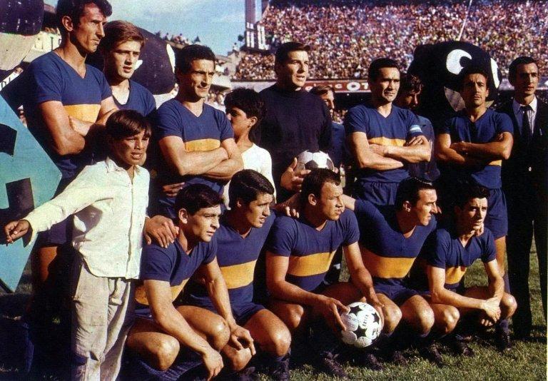 Boca campeón River subcampeón.