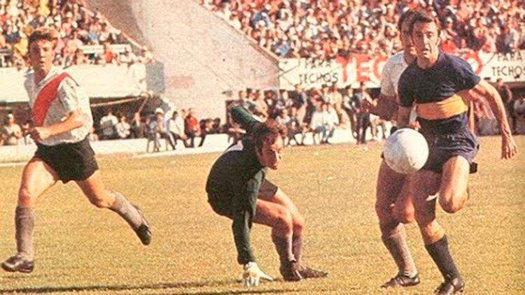 La final del siglo, Nacional 1969, River Plate 2 Boca Juniors 2.