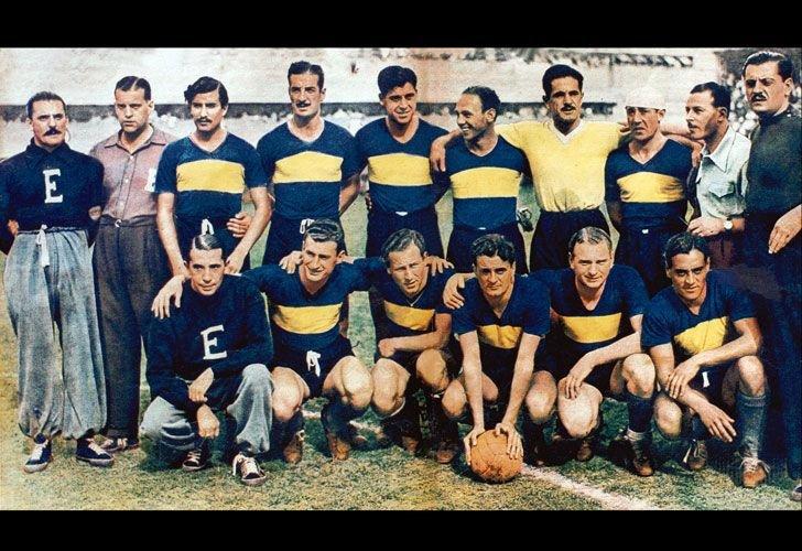 Boca Juniors campeón River Plate Subcampeón