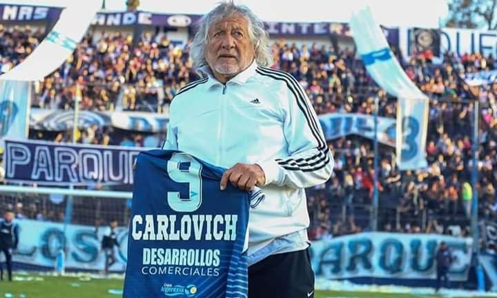 El Trinche en Independiente Rivadavia