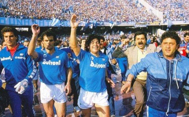 Napoli campeón de la Serie A