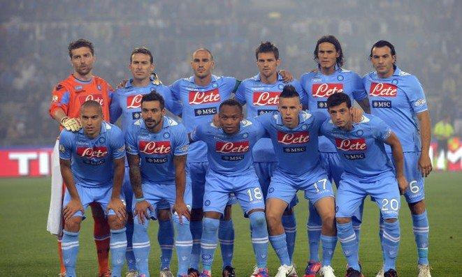 Napoli campeón Copa Italia 2012