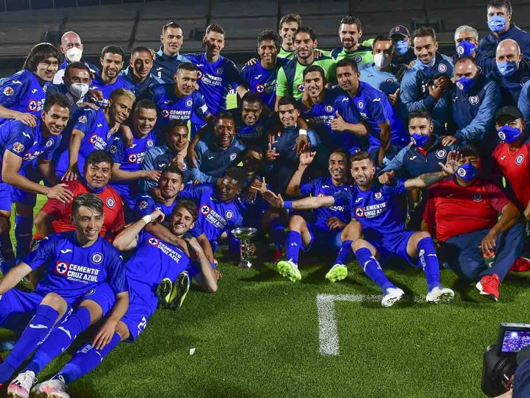 Cruz Azul campeón Copa por México