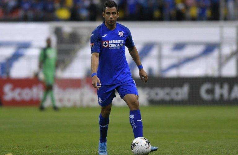 Alex Castro, colombiano en Cruz Azul