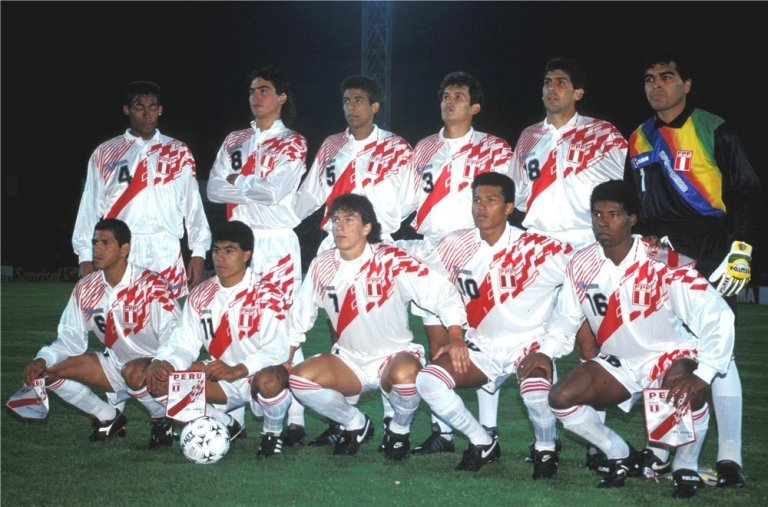 Selección Perú de Vladimir Popovic