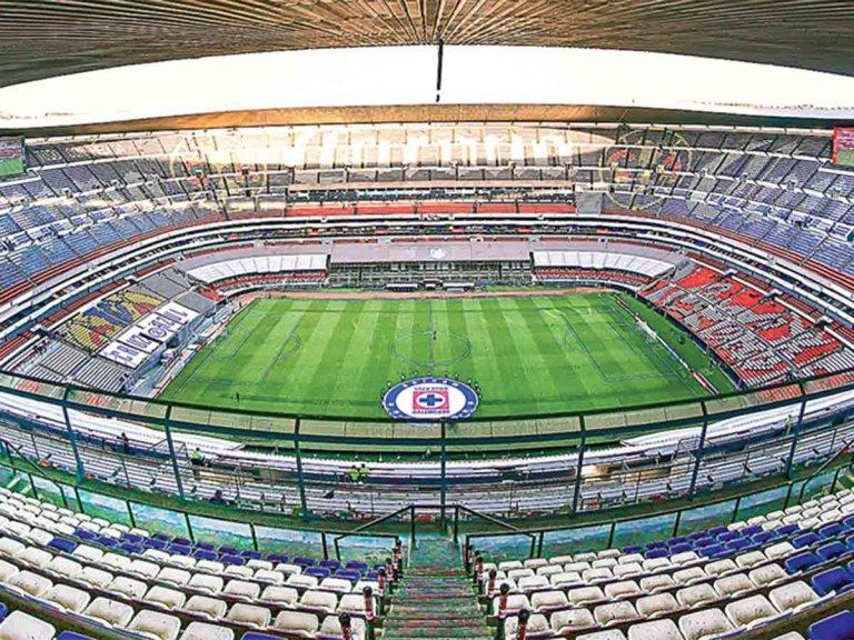 Estadio Azteca Cruz Azul