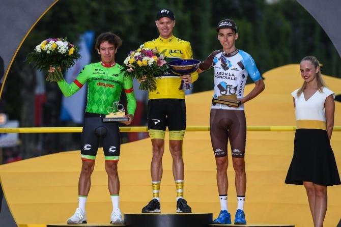 Chris Froome campeón Tour de Francia 2017