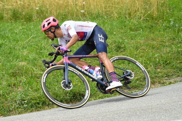 Daniel Martínez campeón  Dauphiné 2020