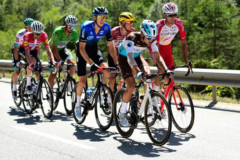 Segunda etapa Tour de Francia 2020