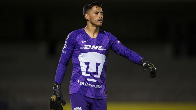 Alfredo Talavera en Guard1anes 2020