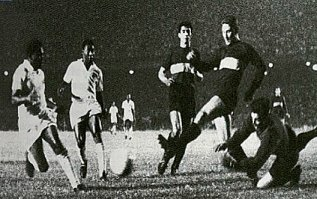 Santos campeón en La Bombonera.