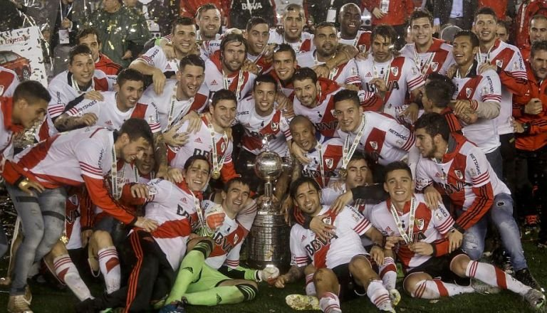 River Plate campeón 2015