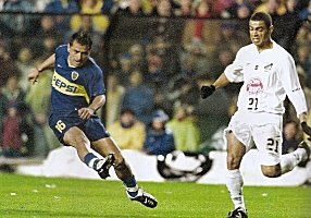 Boca Juniors campeón 2003