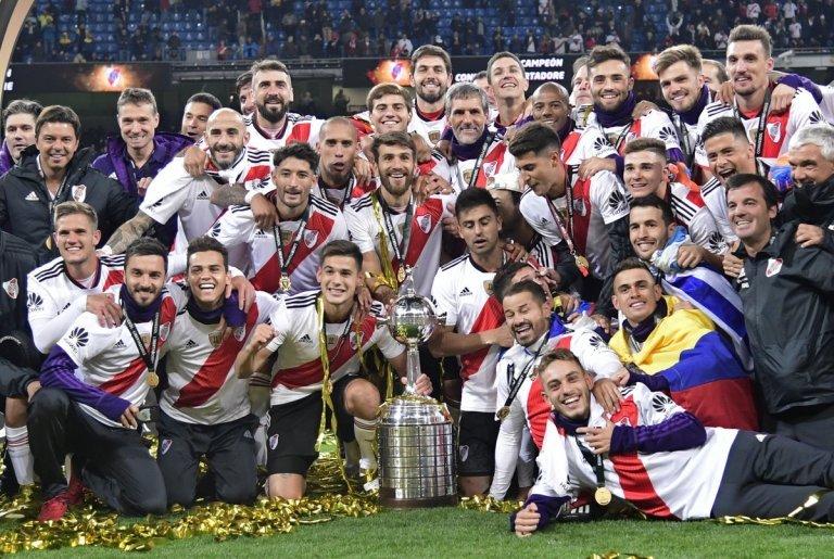 River Plate campeón 2018 en Madrid y ante Boca