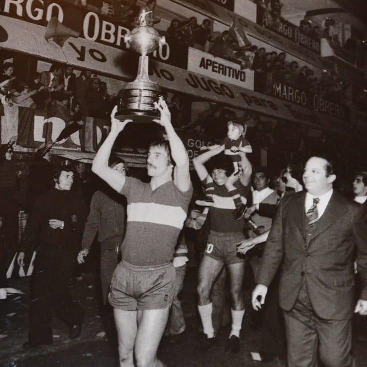 Boca Juniors campeón ante Deportivo Cali.