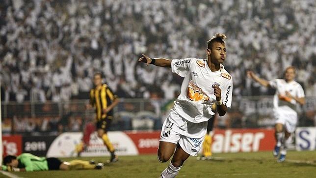 Santos Campeón Copa Libertadores