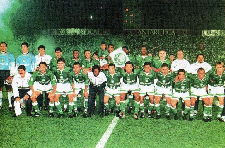 Palmeiras Campeón Copa Libertadores 1999