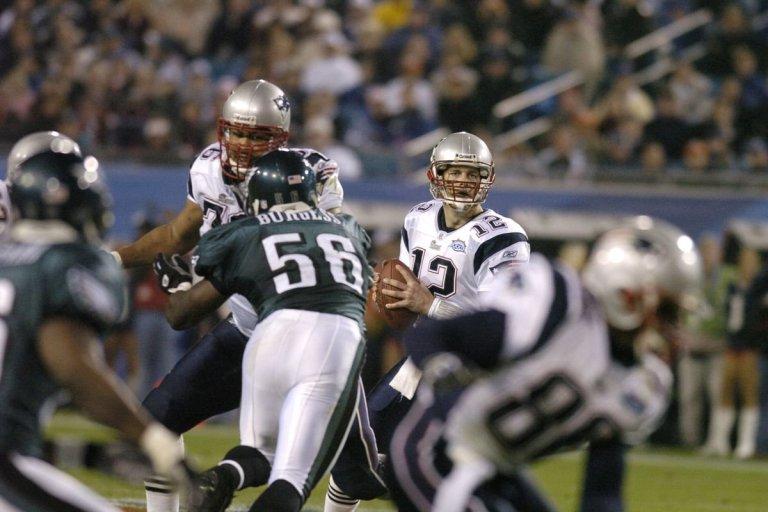Patriotas campeones Super Bowl 2005