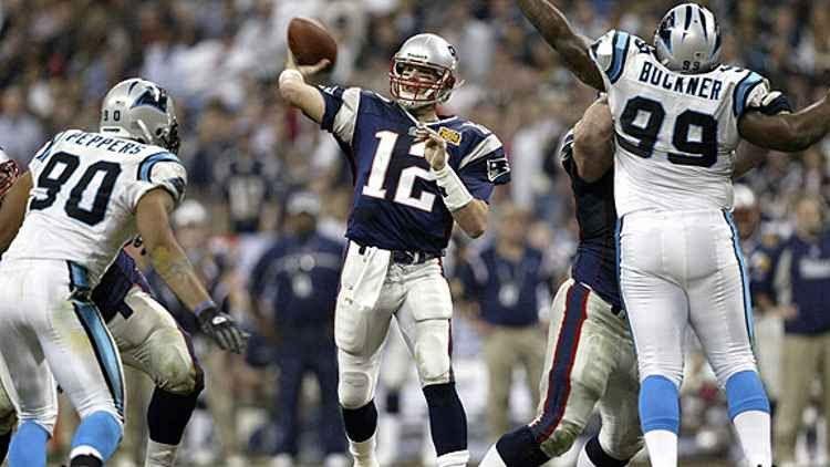New England Patriots Champions 2004