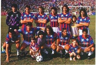 San Lorenzo 1991