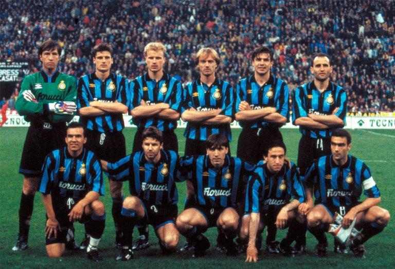 Inter Campeón Copa UEFA 1993 - 1994