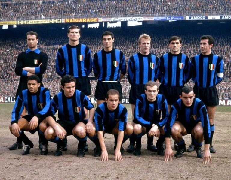 Inter de Milán de Helenio Herrera