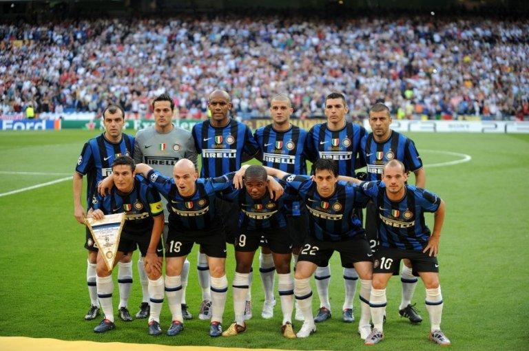 Inter campeón Champions 2010
